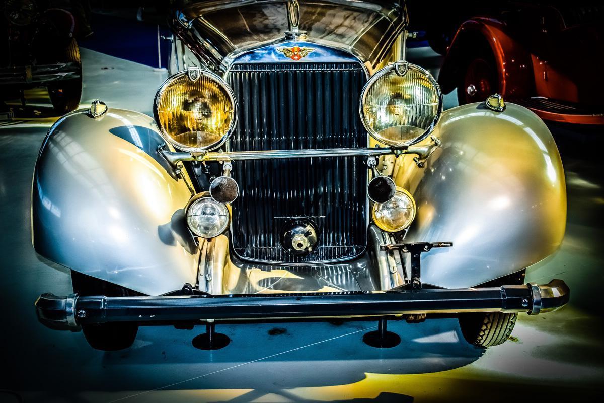 фотообои ретро автомобилей